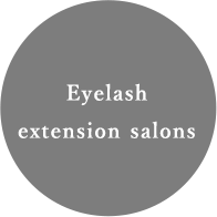 Eyelash extension salons