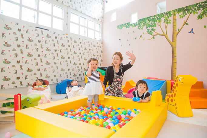 Children's Room Nursery Facility
